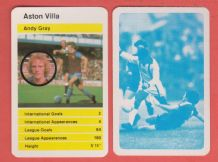 Aston Villa Andy Gray Scotland